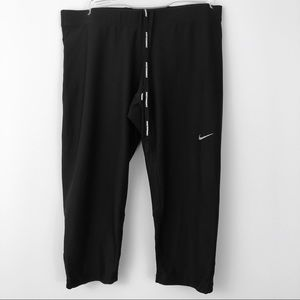 NIKE Dri-Fit Running Reflective Capri Leggings